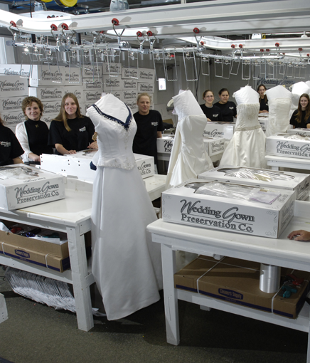 Wedding Gown Preservation Co