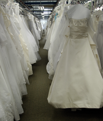 Team Wedding & The Wedding Gown Preservation Company - Wedding Gown ...